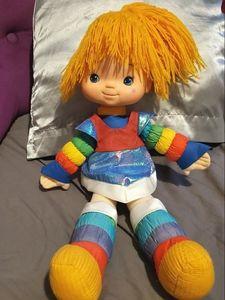 Rainbow Brite Doll 1983